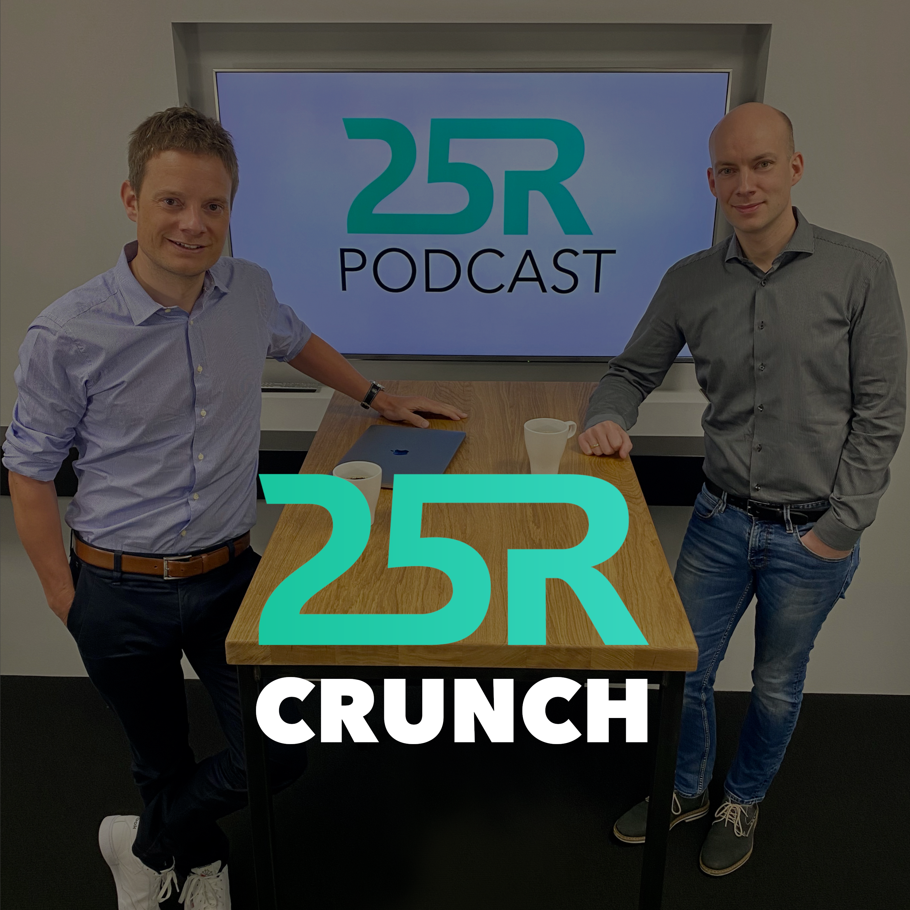 25R Digitalisierungs-Crunch