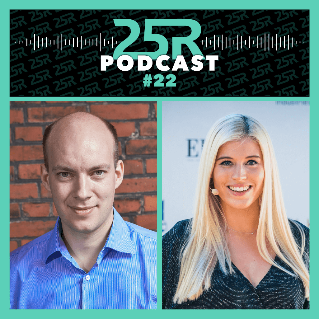 Thumbnail Podcast mit Céline Flores Willers Corporate Influencing