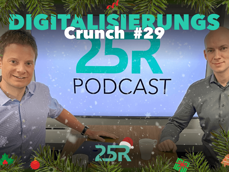 Header Digitalisierungs Crunch #29 Weihnachtsepisode