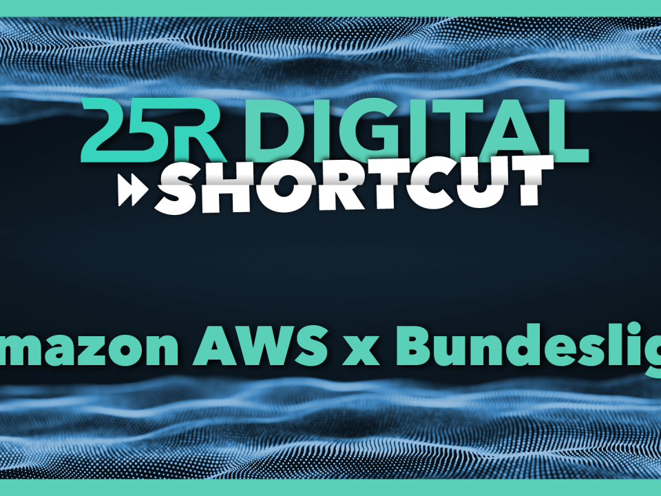 Header Amazon AWS x Bundesliga