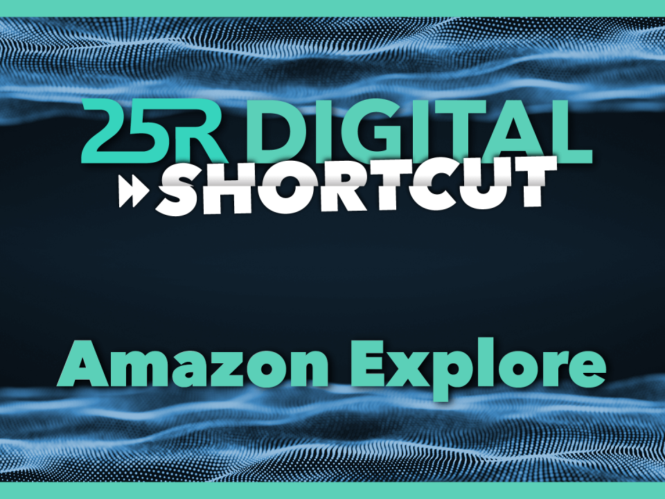 Header Shortcut Amazon Explore